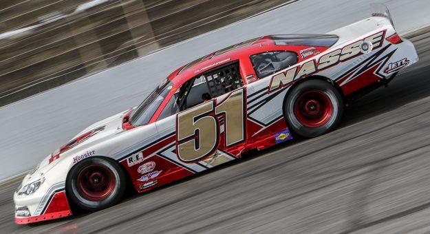 Stephen Nasse has parted ways with Jett Motorsports. (Adam Fenwick Photo)