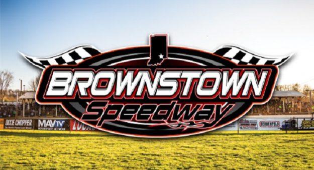 Brownstown Speedway Logo