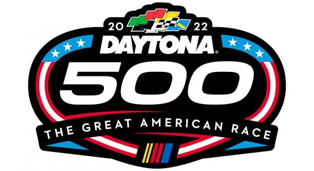 2022 Daytona 500 Logo