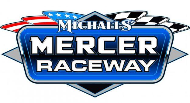 Michaels Mercer Raceway Logo
