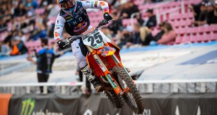 Musquin Ends Supercross Drought