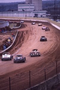 Nazareth National Speedway in 1982. (Jack Kromer Photo)