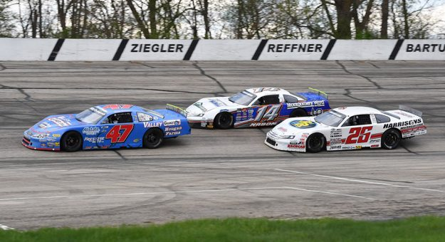 The Joe Shear Classic at Madison Int'l Speedway opens the ARCA Midwest Tour season this weekend. (Doug Hornickel Photo)