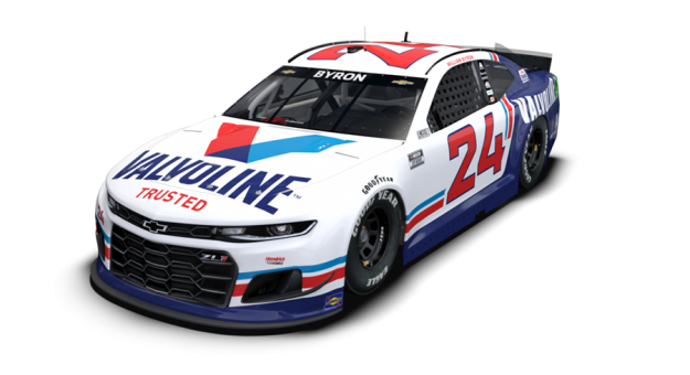 Valvoline and William Byron will honor the late Neil Bonnett at Darlington Raceway next month.