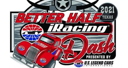 Better Half Dash Returns As Televised iRacing Event
