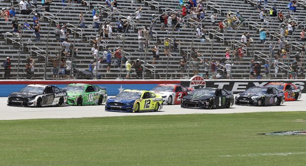 NASCAR has set the format, rules and eligibility for this year's All-Star Race at Texas Motor Speedway. (HHP/Harold Hinson photo)