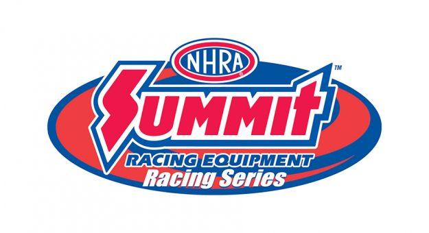 NHRA Summit Racing Series Logo