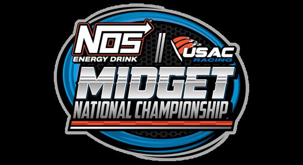 2021 Usac National Midget Logo