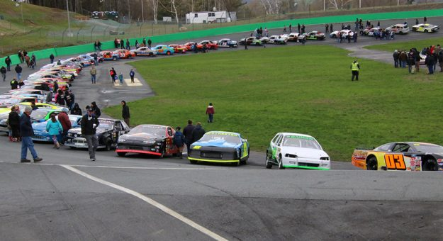 A total of 119 cars were on hand for the 2021 Thunder Road Car Show and Practice Day. (Alan Ward photo)