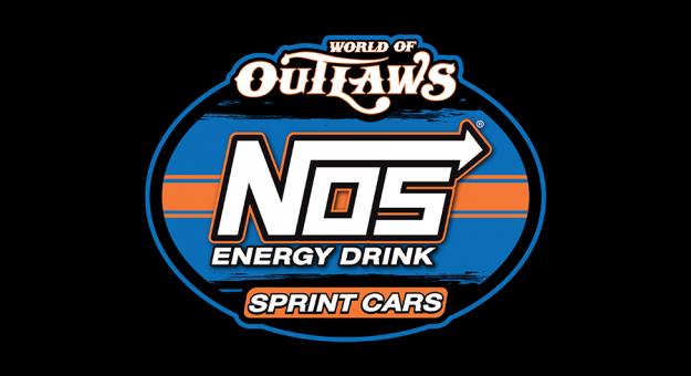 World of Outlaws Sprint Car Logo