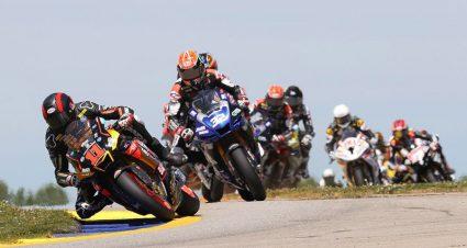 Scholtz Claims MotoAmerica Superbike Opener