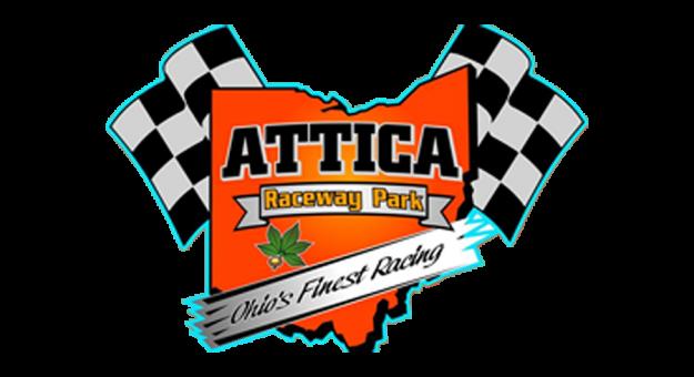 Attica Raceway Park Logo