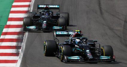 Hamilton Cruises To Portuguese Grand Prix Win
