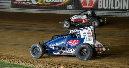 Burks Tops A Wild WAR In I-70 Weekend Finale