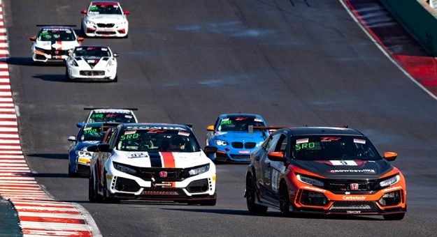Action from Sunday's TC America race at Circuit of the Americas.