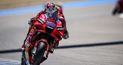 Miller Delivers Decisive Jerez Victory For Ducati