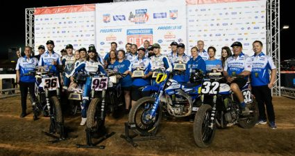 Yamaha Riders Rule Atlanta Super TT