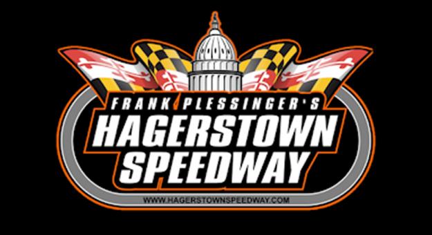 Hagerstown Speedway Logo