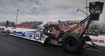 Brown Leads Winners During Final Southern Nationals