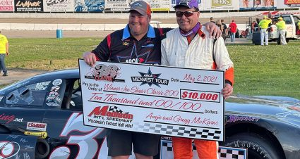 Bickle Cements Legacy With Shear Classic Victory