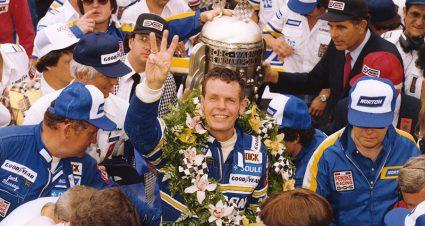 Three-Time Indy 500 Winner Bobby Unser, 87
