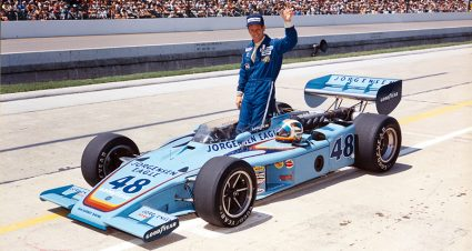 Hard Charger: Bobby Unser Always A Fan Favorite