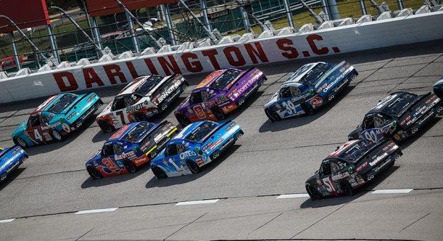 Sport Clips has renewed its sponsorship of the fall NASCAR Xfinity Series race at Darlington Raceawy. (HHP/Chris Owens Photo)
