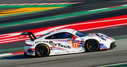 MacNeil Set For Euro Le Mans Series