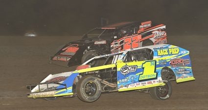 Two More For Dotson During California IMCA Speedweek