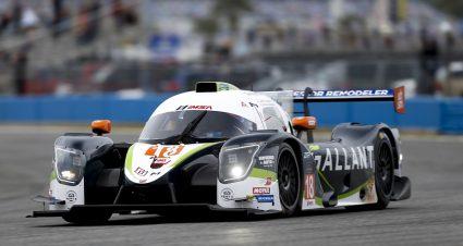 Andretti Autosport Going WeatherTech Racing