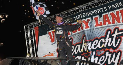 Fuller Wins From 13th At Bridgeport