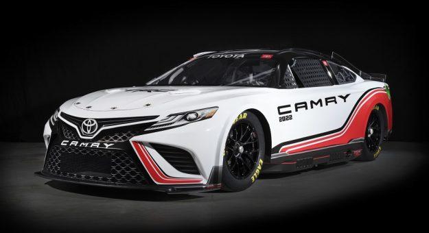2022 NASCAR Next Gen Toyota Camry TRD