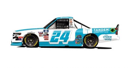 Ryan Reed In GMS No. 24 For Darlington