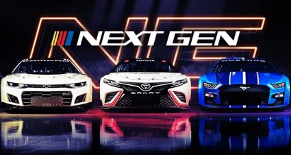 NASCAR & Manufacturers Reveal Next Gen Cars