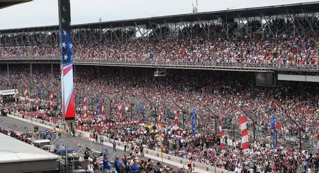 The team at Indianapolis Motor Speedway has worked hard to get fans back in the stands this season. (IndyCar Photo)
