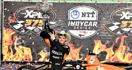 NTT IndyCar XPEL 375 At Texas