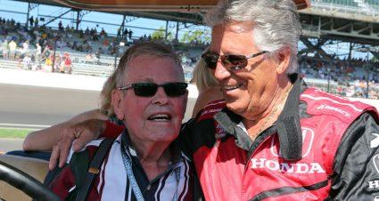 Mears, Andretti & Penske Remember Bobby Unser