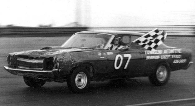 Mike Lenartowicz 1973 Lancaster