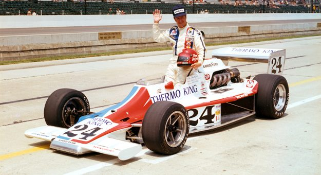 Tom Bigelow made nine Indianapolis 500 starts during his career. (IMS Archives Photo)