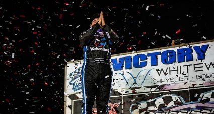 Sheppard Finally Scores With WoO Late Models