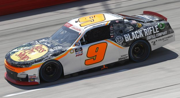 NASCAR officials disqualified Noah Gragson following Saturday's NASCAR Xfinity Series race at Darlington Raceway. (Chris Graythen/Getty Images Photo)