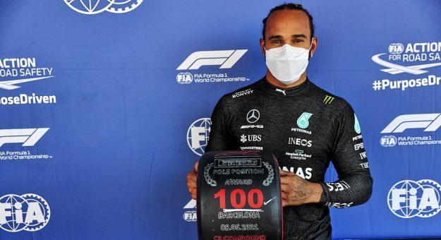 2021 Spanish Grand Prix, Saturday - LAT Images