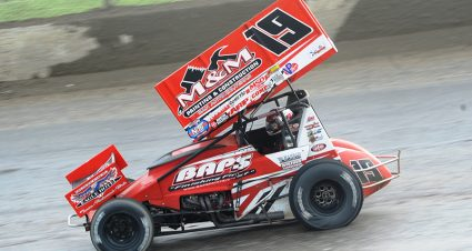 Marks Hits His Mark In Eldora Sprint