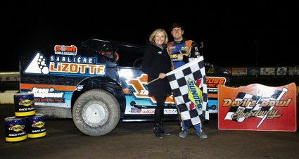 Drellos Takes Devil's Bowl Modified Spoils