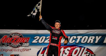 Middaugh Conquers Wheatland Modified Foes