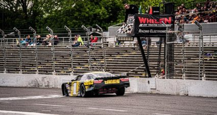 Coughlin Is Nashville Pro Late Model Victor