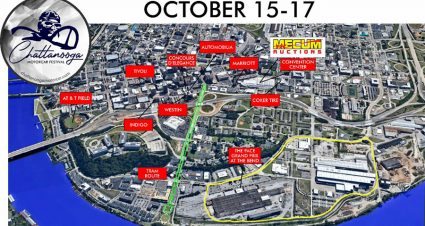 New Track Announced For Chattanooga Motorcar Festival