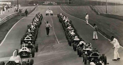 Mid-Ohio Boasts Great Racing Heritage