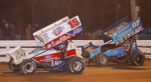 The Morgan Cup is on deck this week at Williams Grove Speedway. (Dan Demarco Photo)