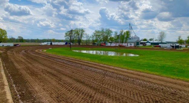 Paragon Speedway Richie Murray Photo